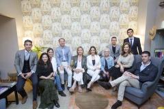 1º Jornada de Hoteles Boutique CV otro concepto de horel HUP Palacio de Rojas 18-04-2018